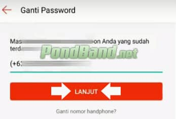 gagal login shopee