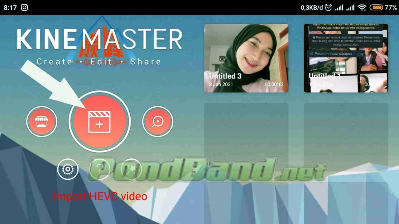 Kinemaster Pro Apk versi terbaru