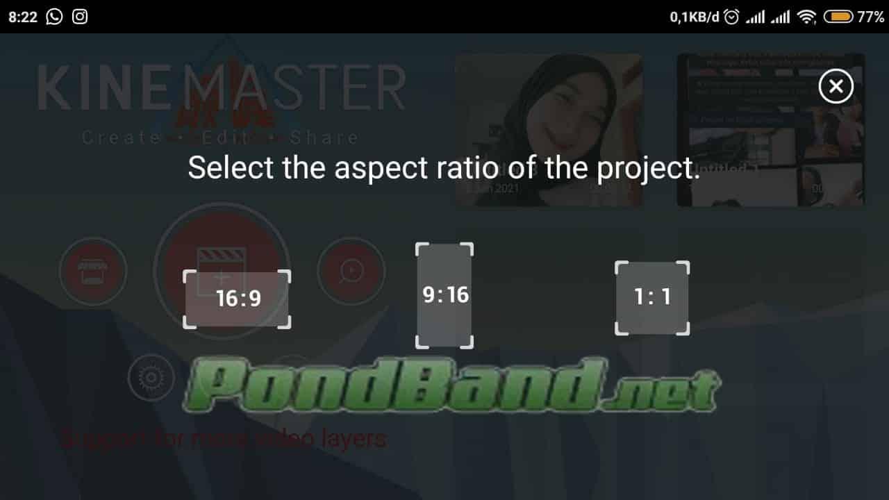 Kinemaster Pro Mod Unlimited