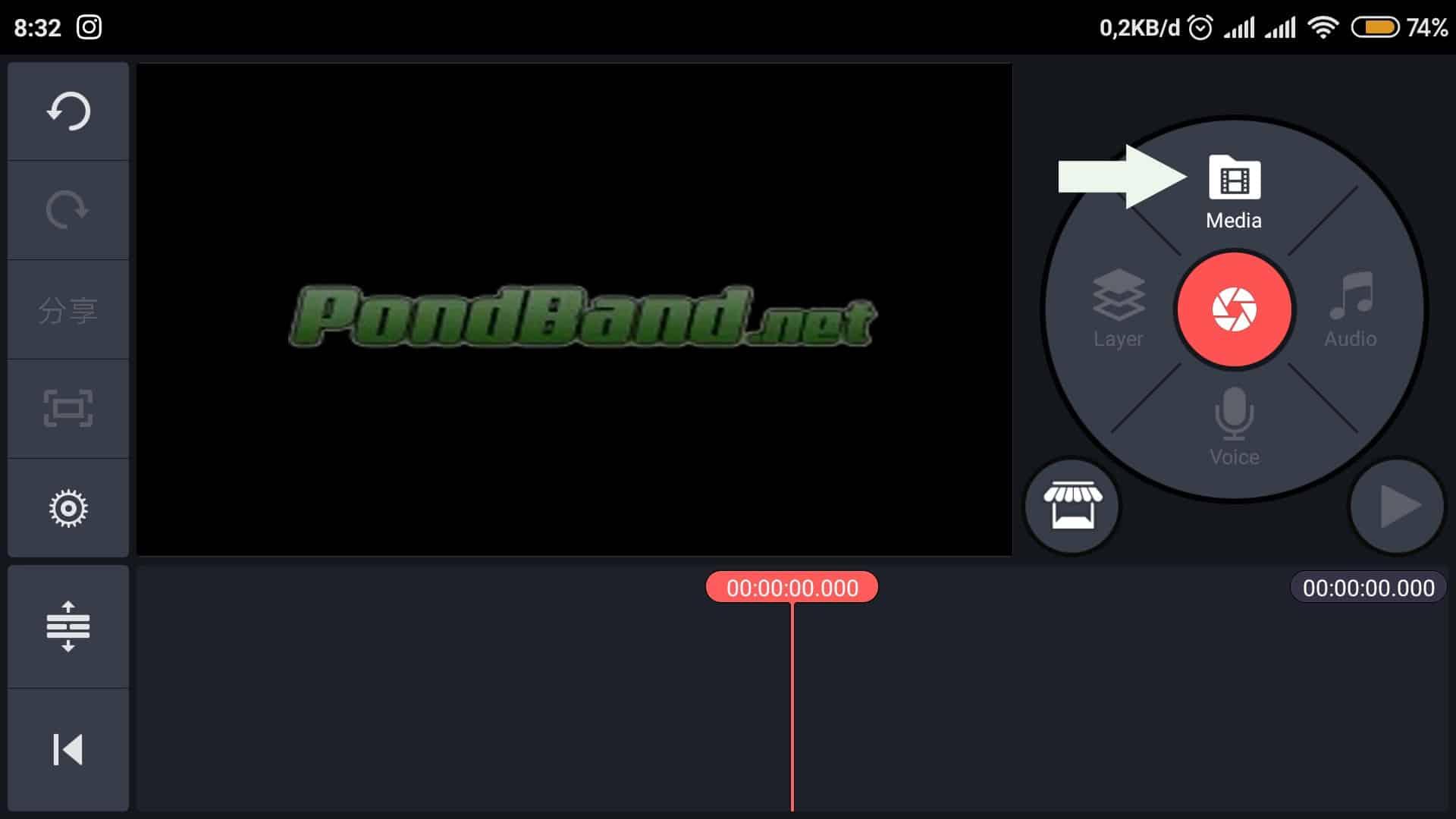 Kinemaster Pro Full Unlocked