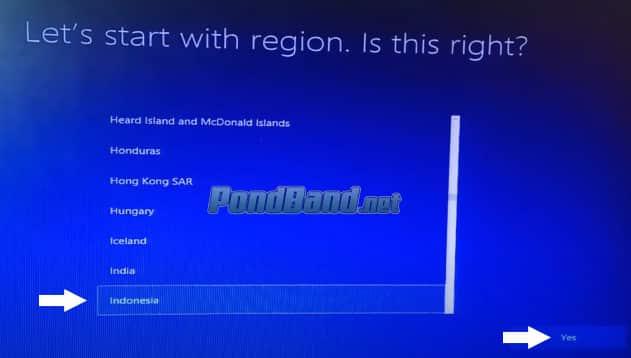 Cara Instal Ulang Windows 10 Dengan DVD