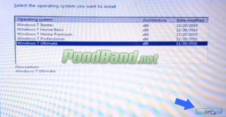 Cara Instal Windows 7 Dengan Flash Disk