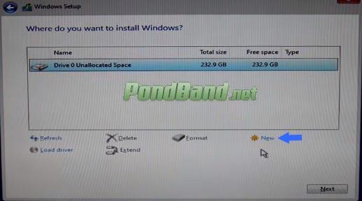 Cara Instal Windows 10 Dengan Flash Disk
