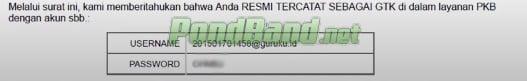cara login sim pkb