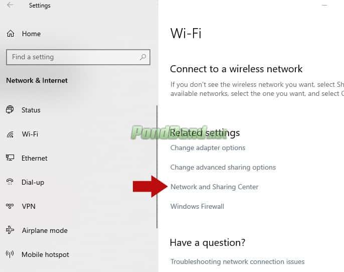 lupa password wifi tanpa root