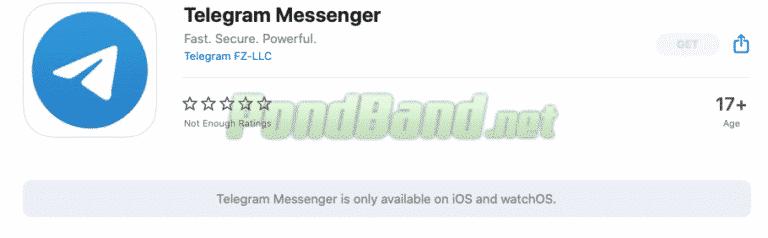 Download Aplikasi Telegram iOS