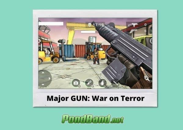 Major GUN War on Terror