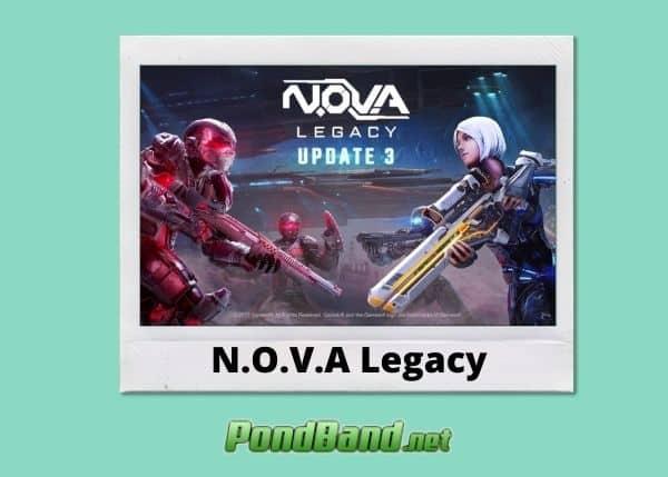 N.O.V.A Legacy