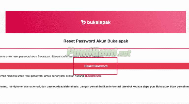 Silahkan cek email di kotak masuk atau di bagian spam. Terdapat Link yang dikirimkan server Bukalapak dan Anda dapat mengklik link tersebut yang berisi kode verifikasi