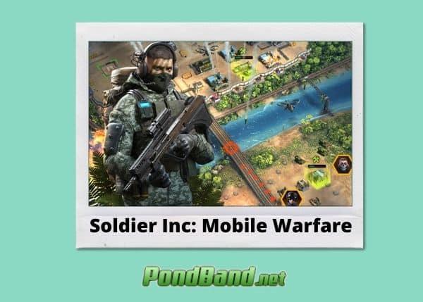 Soldier Inc3A Mobile Warfare