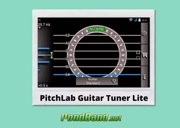 pitchlab guitar tuner lite