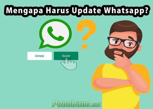 Cara Memperbarui WhatsApp Versi Kadaluarsa