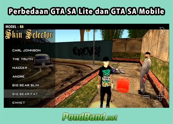 Download GTA SA Lite Full Mod