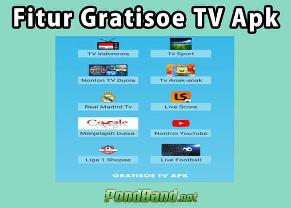 gratisoe tv apk password