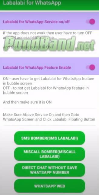 download labalabi for whatsapp spam wa