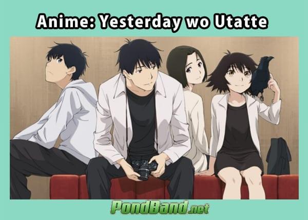 Anime Romance Terbaik 2021