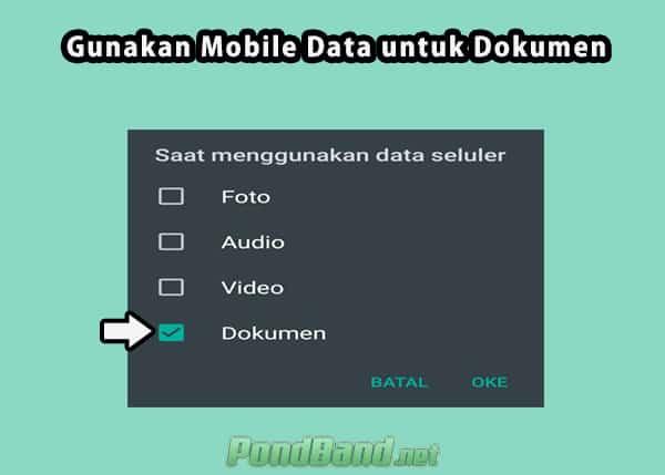 Hemat Data WA Terbaru