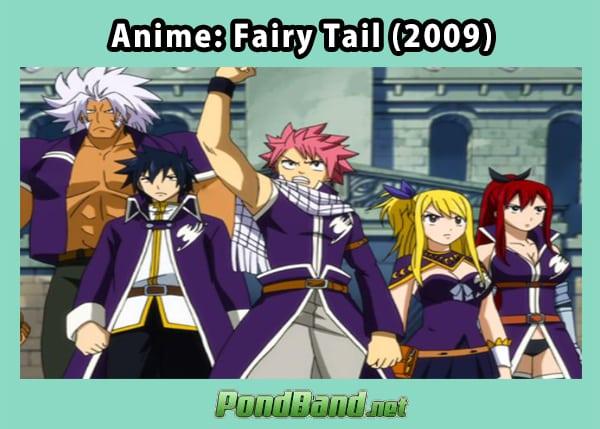 anime fantasy romance comedy