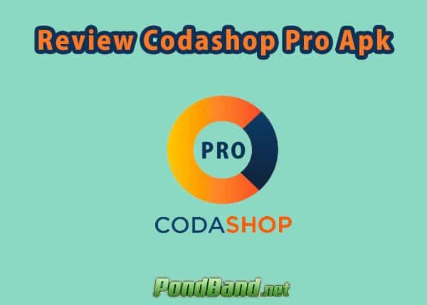 Review Codashop Pro Apk