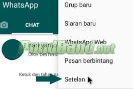 Cara Menghapus Akun WhatsApp Permanen