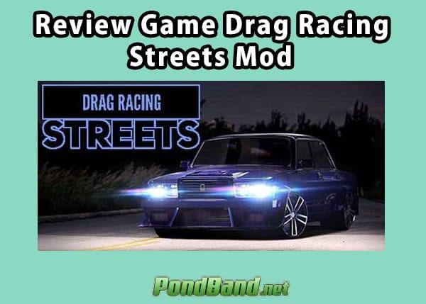 drag racing streets mod apk revdl