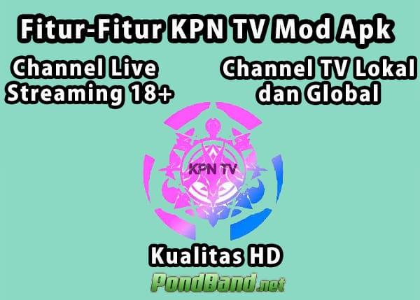 KPN TV Mod Apk