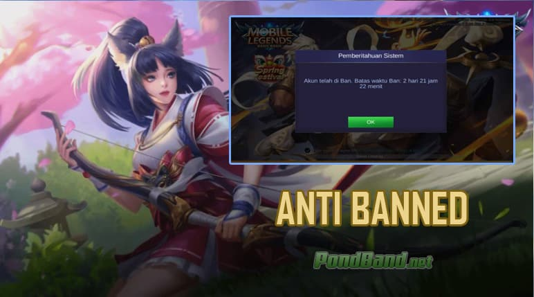 ANTI BANNED