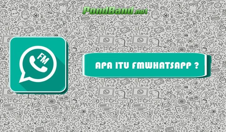 APA ITU FMWHATSAPP