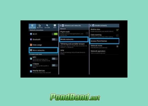 Cara Setting APN Indosat di Smartphone Android