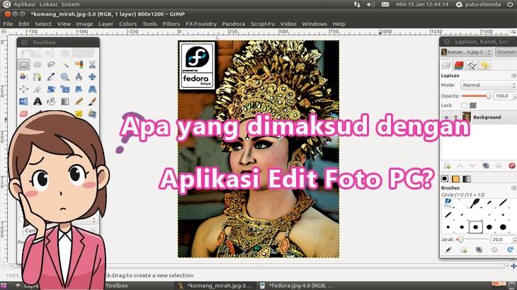 Aplikasi Edit Foto PC Gratis Terbaik