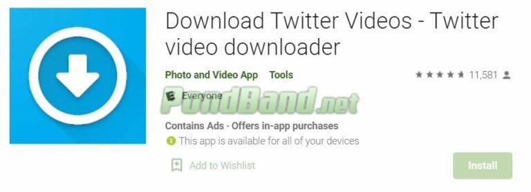 Download dan install aplikasi tersebut.