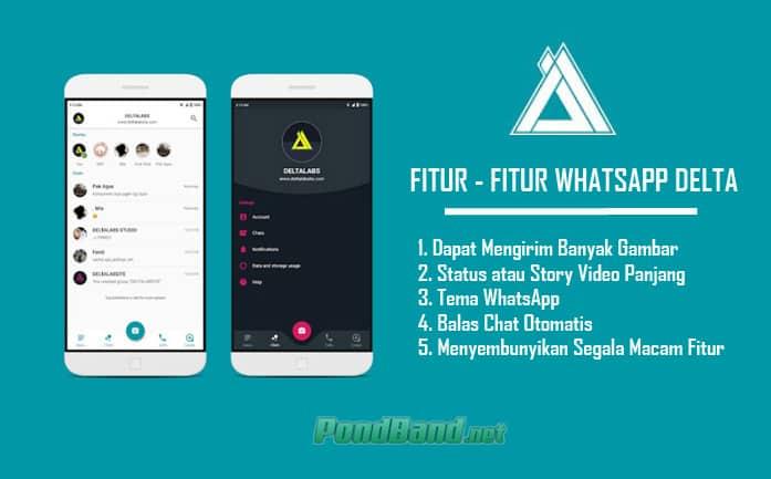 Fitur - Fitur WhatsApp Delta