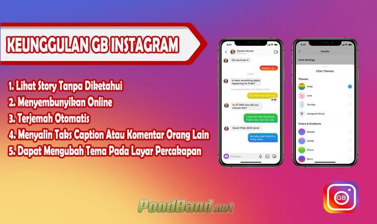 Keunggulan GB Instagram