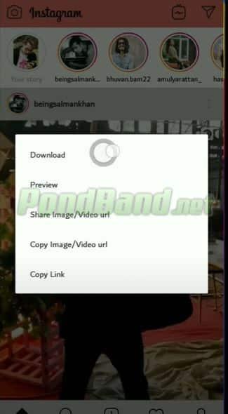 Lalu klik tombol download.