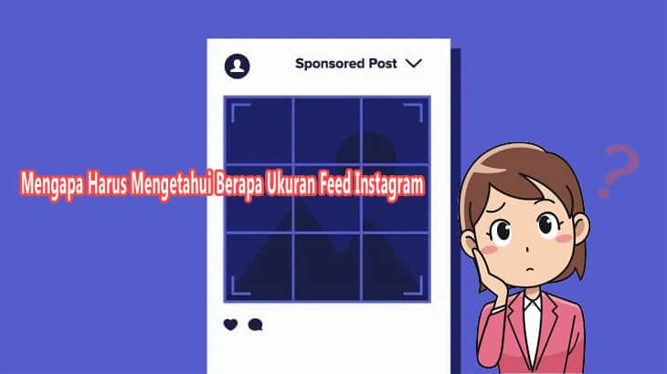 ukuran feed instagram di photoshop
