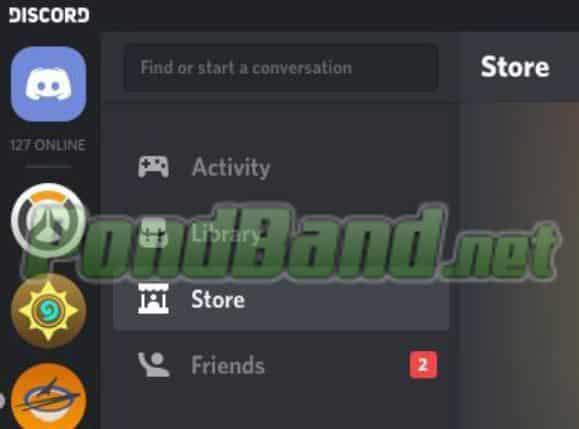 Pilih menu Store lalu cari game yang hendak dipasang di laptop atau dimainkan di laptop Anda.