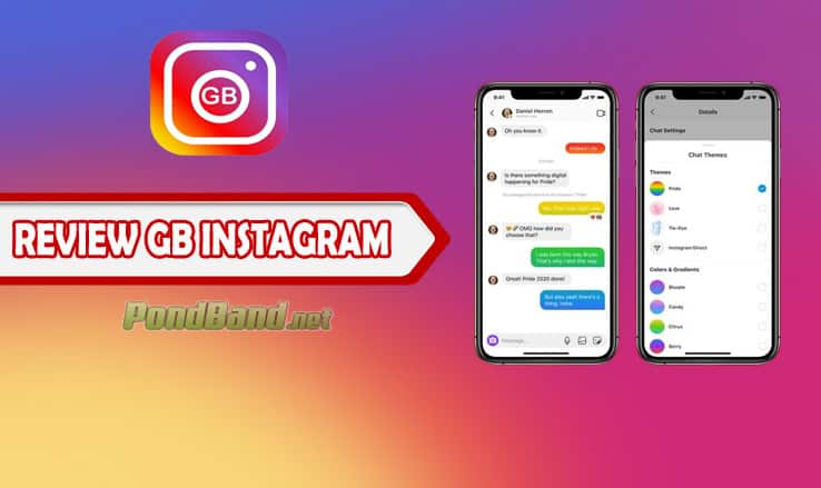 REVIEW GB INSTAGRAM