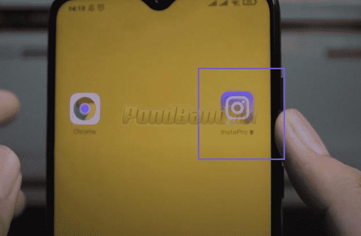 Review Instagram Mod