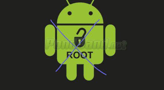 Tidak perlu root