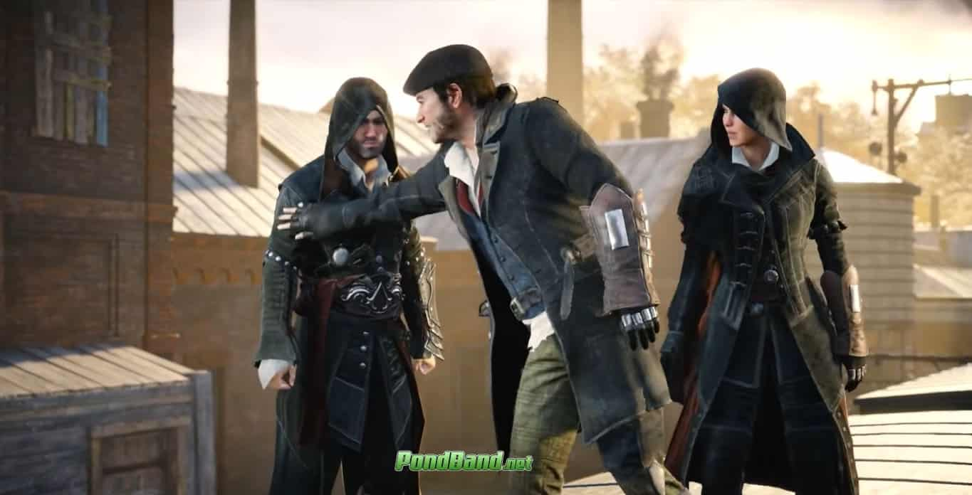 assassin's creed syndicate Game PC Offline Petualangan