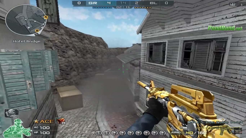 cf online Game PC Ringan