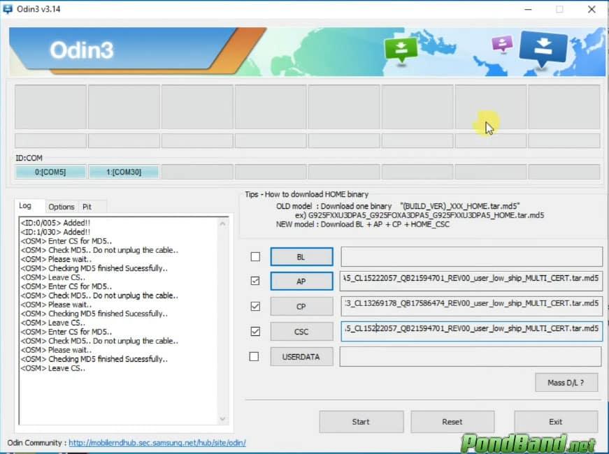 firmware input Cara Flash Samsung J2 Prime