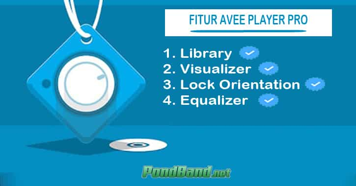 fitur avee player pro