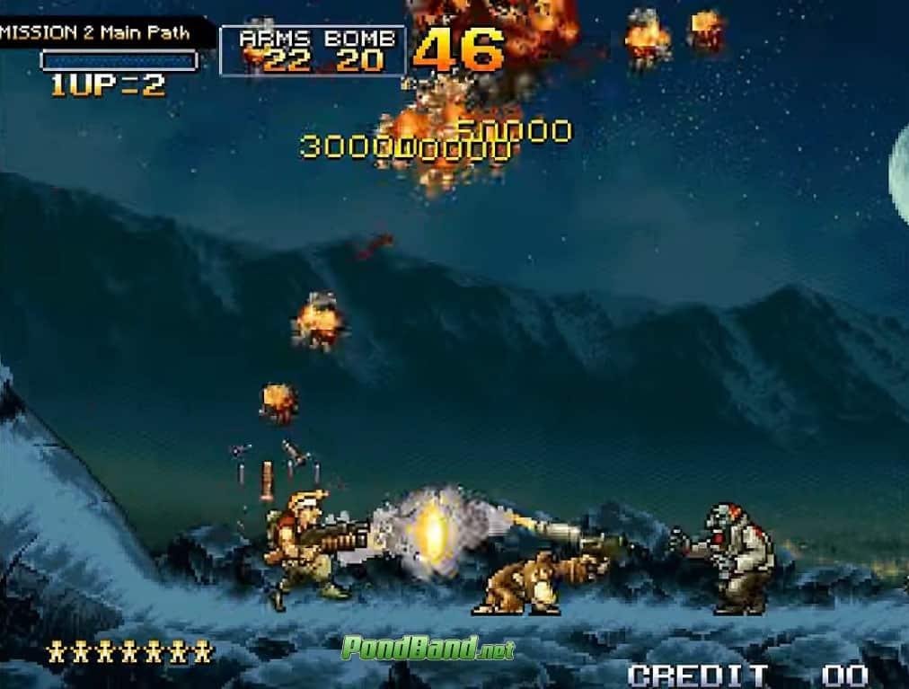 metal slug Game PC Ringan