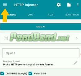 http injector pro apk mod