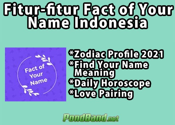 fact of your name link
