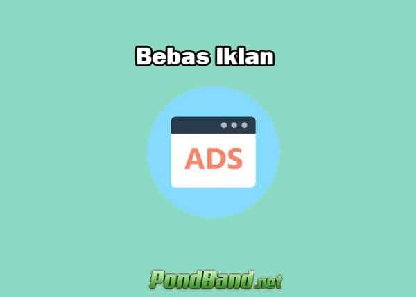 Bebas Iklan