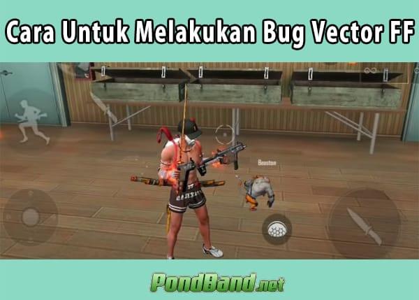 Cara Untuk Melakukan Bug Vector FF