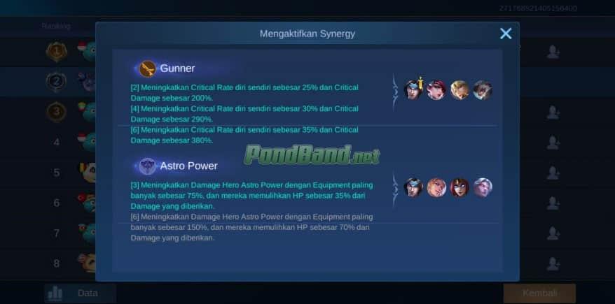 Gunner-Astro Power