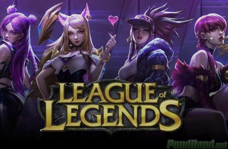 League Of Legends Game Nomor 1 Di Dunia